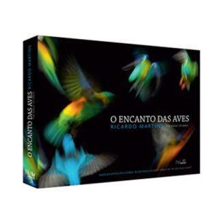 Livro O Encanto das Aves