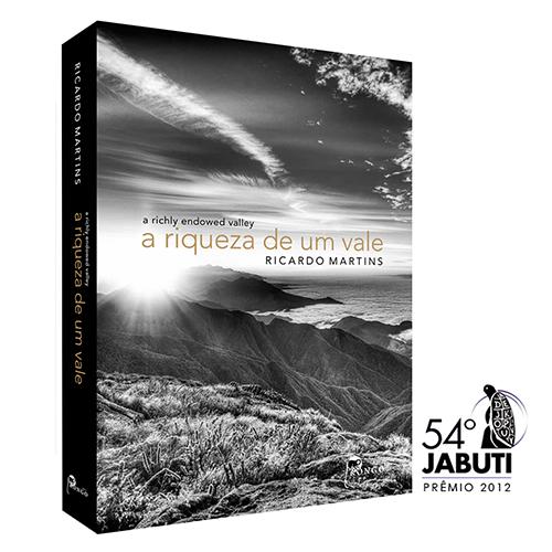 Livro a Riqueza de um vale - Ricardo Martins